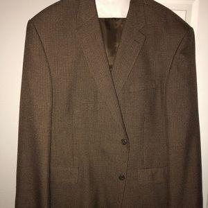 Tweed sport coat